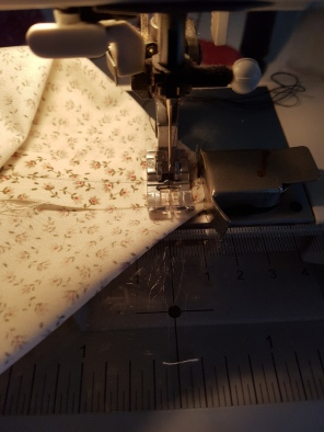 5 sewn corners
